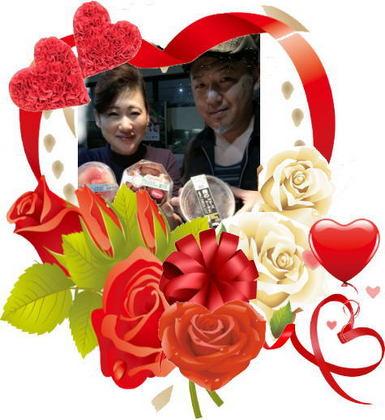 8日The 22th Wedding Anniversary�@.jpg