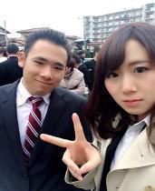10日中学卒業式子供達3burogu.jpg
